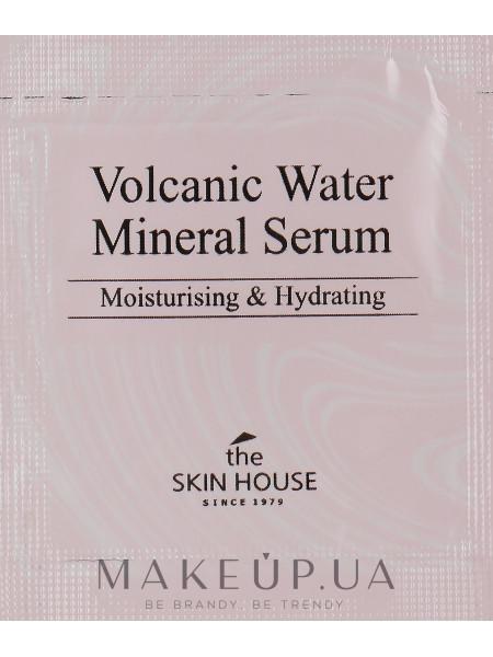 Сыворотка с вулканической водой для сухой кожи