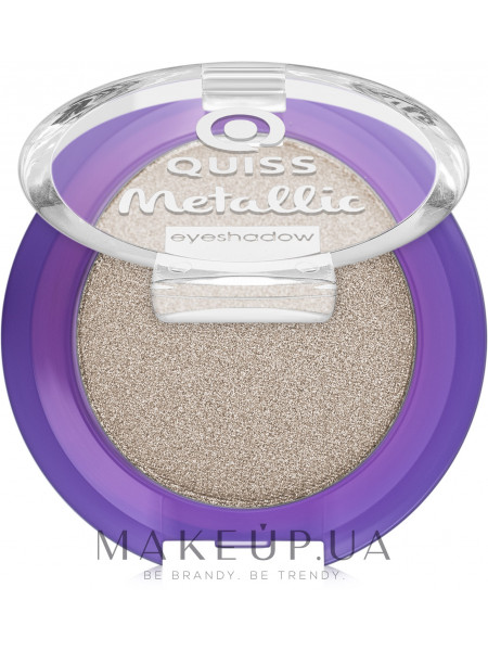 Quiss metallic eyeshadow