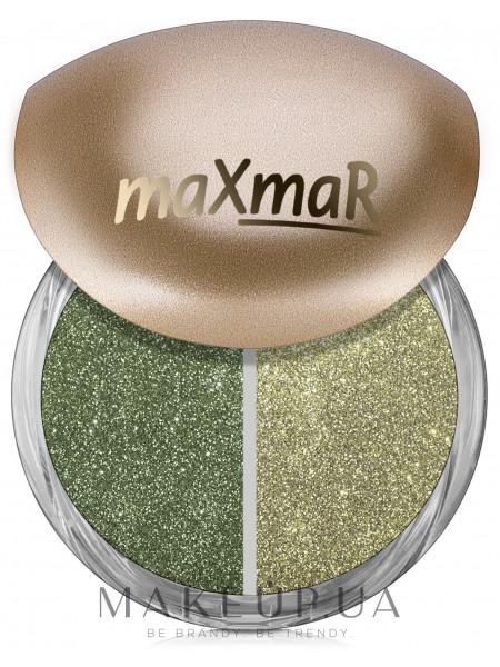 Maxmar duo eyeshadow