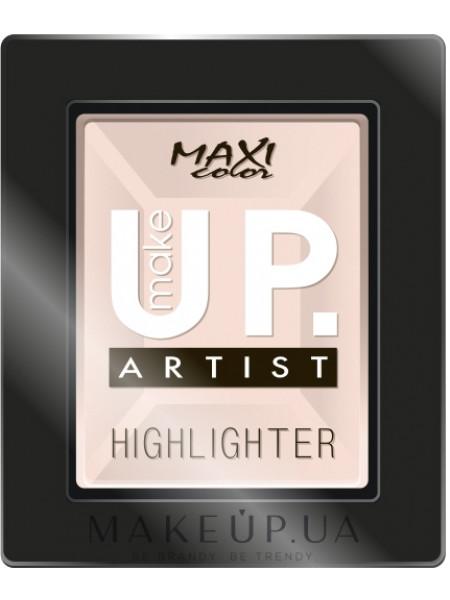 Maxi color make up artist highlighter
