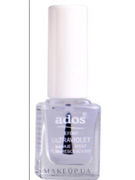Укрепляющий лак для ногтей с эффектом ультрафиолета