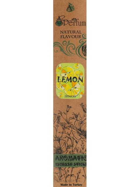 Аромапалочки с успокаивающим ароматом лимона