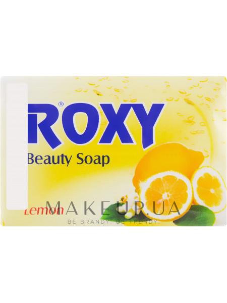 Туалетное мыло «лимон»