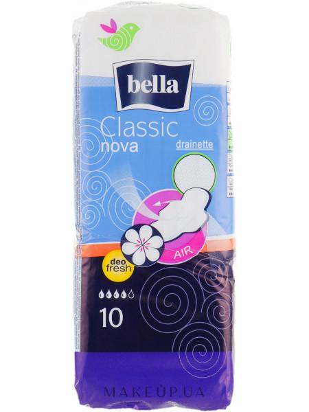 Прокладки classic nova deo fresh, 10шт