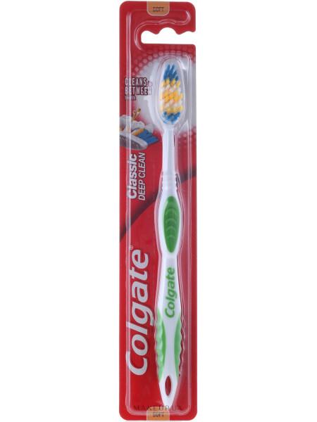 Зубная щетка мягкая
