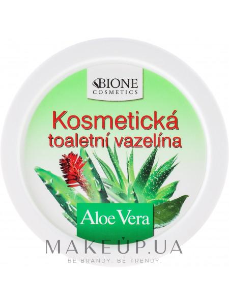 Косметический вазелин