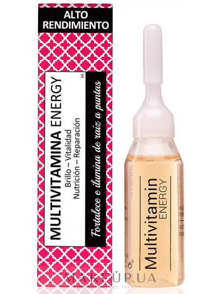 Мультивитаминные ампулы для волос