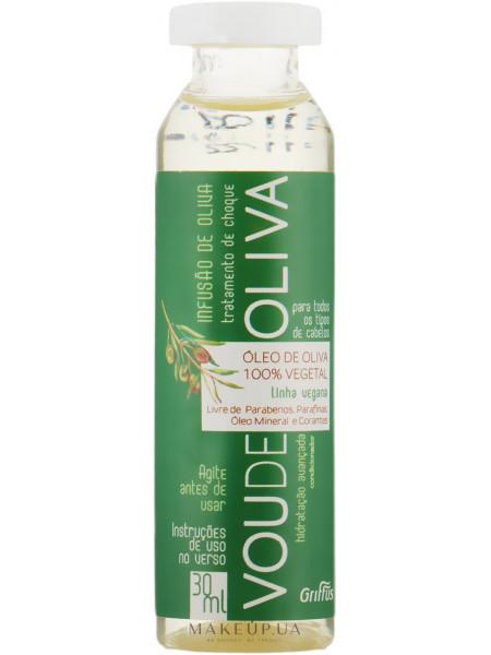 Ампула для сухих волос с экстрактом оливкового масла