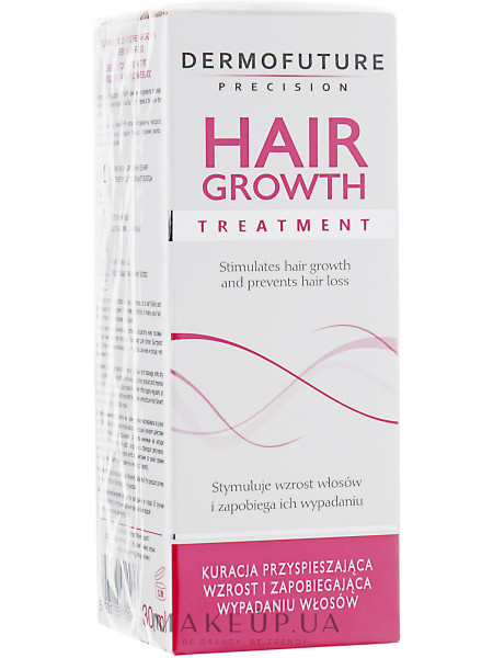 Курс против выпадения волос