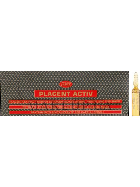 Лосьон для волос на основе экстракта плаценты