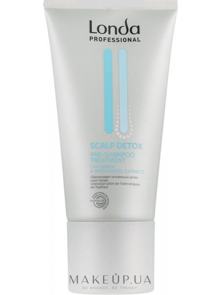 Очищающая эмульсия для кожи головы