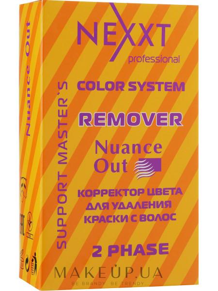 Эмульсия-Лосьон корректор цвета для удаления краски с волос