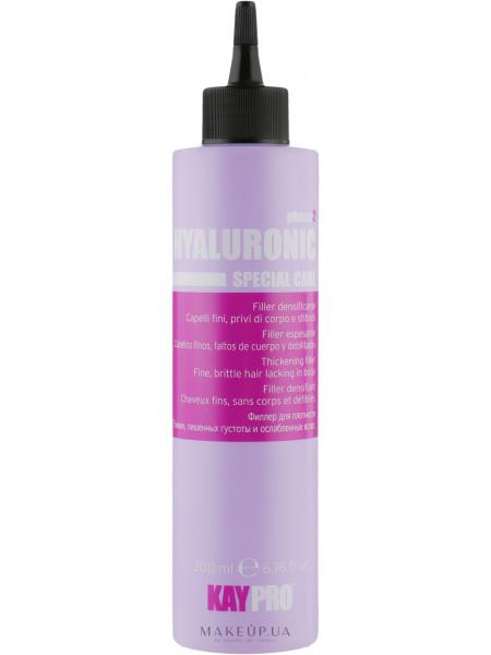 Филлер гиалуроновый для волос