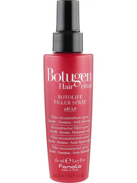 Филлер-Спрей для реконструкции волос
