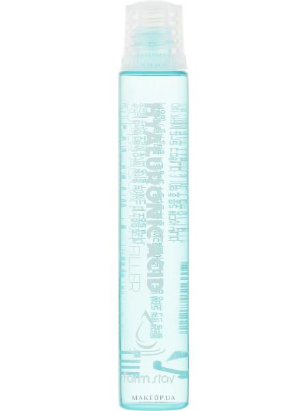 Питательный филлер для волос с гиалуроновой кислотой