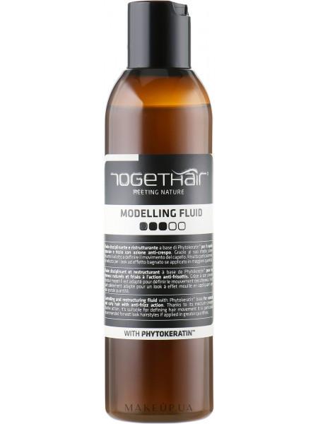 Восстанавливающий и моделирующий флюид для волос