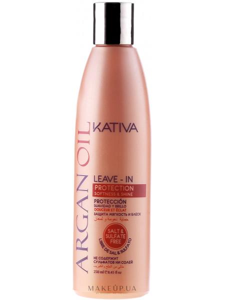 Оживляющий концентрат для волос с маслом арганы