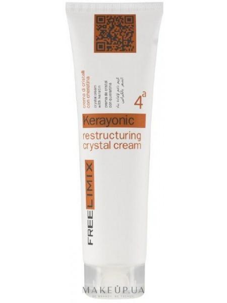 Крем для восстановления поврежденных волос с кератином