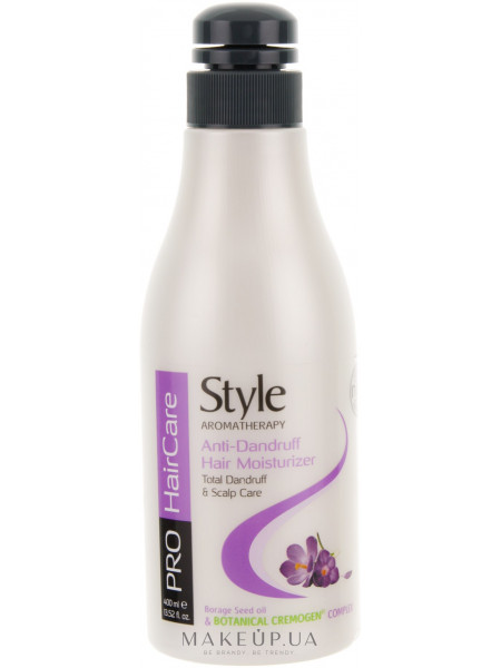 Увлажняющий крем для волос против перхоти