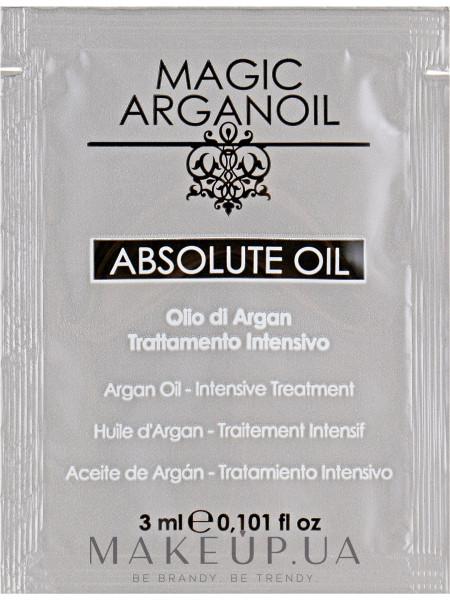 Масло для интенсивного лечения волос