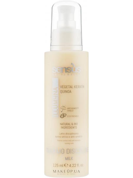 Термо-Молочко для волос с защитой от влаги