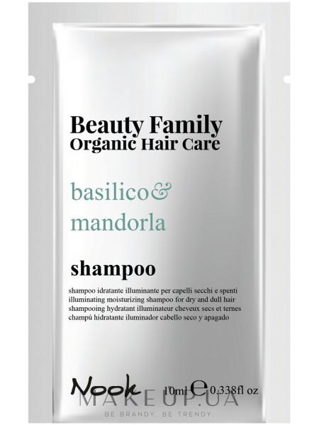Шампунь для сухих, тусклых волос