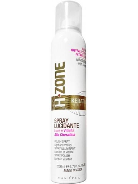 Спрей для волос с кератином