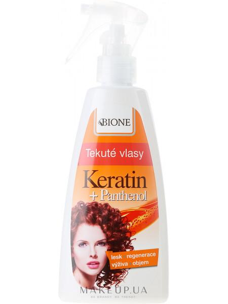 Жидкий спрей для волос