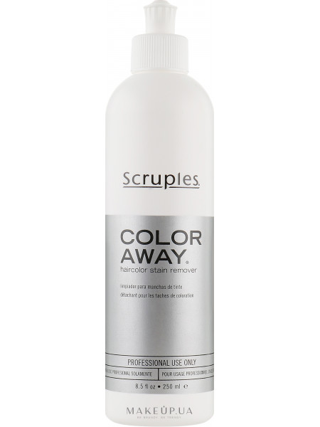 Ремувер для снятия краски с кожи головы