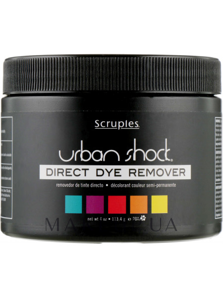 Ремувер для снятия краски с волос