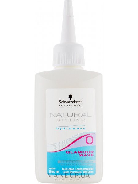 Двухфазная химическая завивка для труднозавиваемых волос