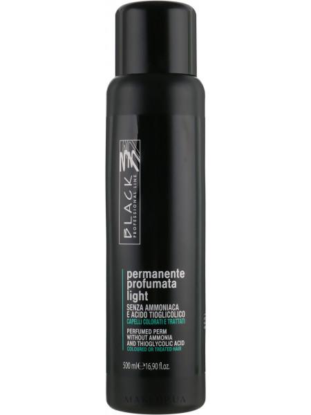 Перманент химзавивка парфюмированная без аммиака для окрашенных волос