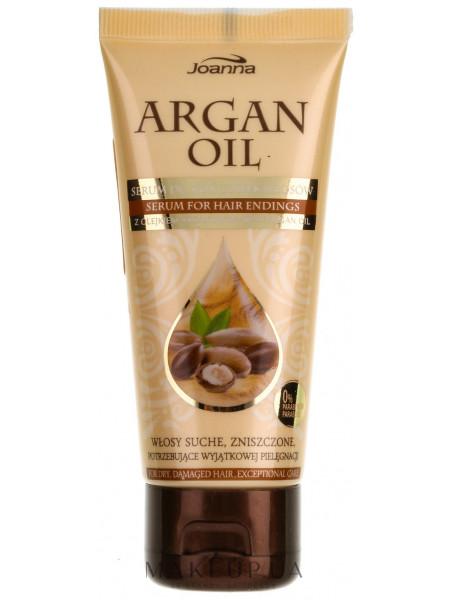 Сыворотка для кончиков волос с аргановым маслом