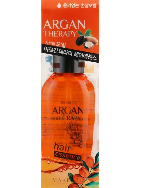 Сыворотка для волос с аргановым маслом