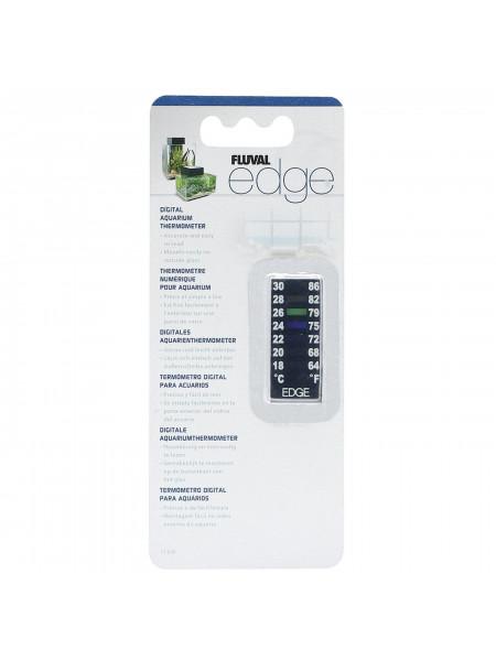 Термометр для аквариума Fluval «Edge» самоклеющийся 4,5 см