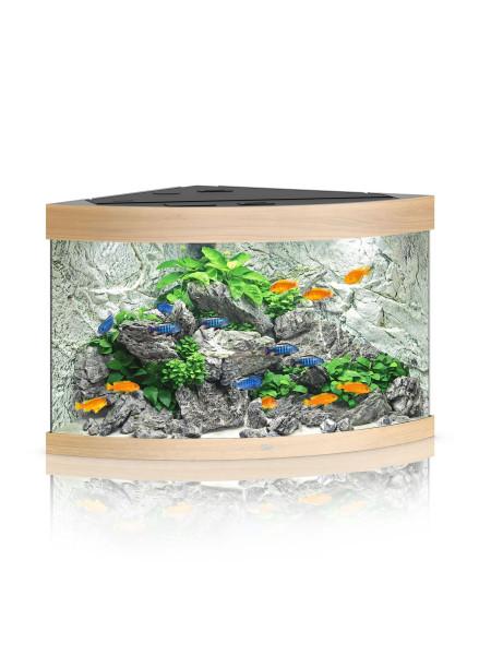Аквариумный набор Juwel «Trigon 190 LED» светло-коричневый, угловой (190 л)