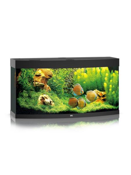 Аквариумный набор Juwel «Vision 260 LED» чёрный, овальный (260 л)