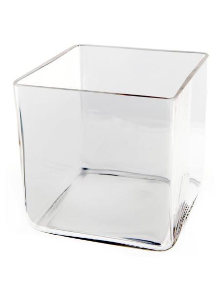 Аквариум Aquael «Куб» прямой 20 x 20 x 20 см (7 л)