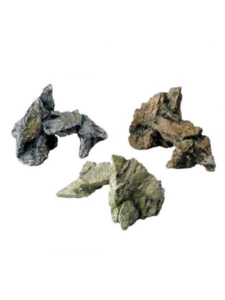 Декорация для аквариума «Исскуственный камень» 13,5 см