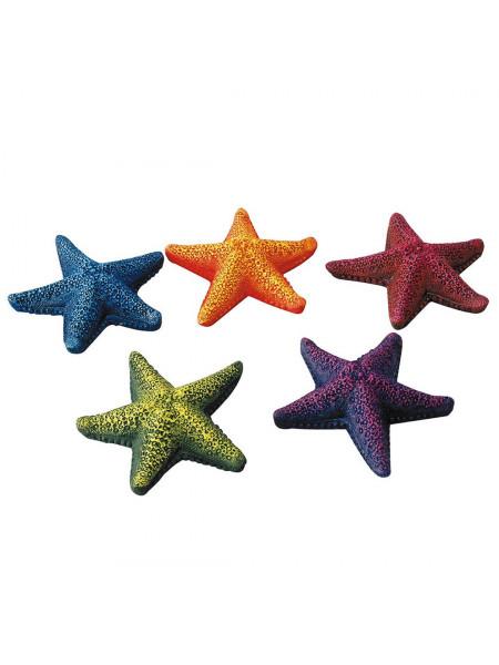 Декорация для аквариума «Морская звезда» 8,5 см (в ассортименте)
