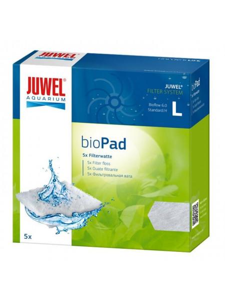 Вкладыш в фильтр Tetra Juwel «bioPad L» 5 шт. (для внутреннего фильтра Juwel «Bioflow L»)