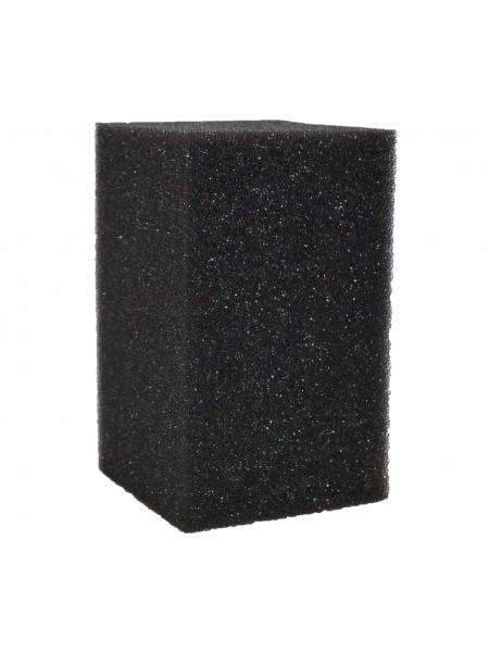 Губка для внутреннего фильтра 10 х 20 см, прямая, крупнопористая