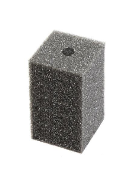 Губка для внутреннего фильтра 9 х 15 см, прямая, гладкая