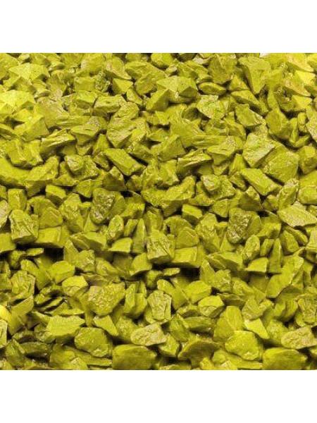 Грунт для аквариума Zeta Жёлтый 1 кг (5-10 мм)