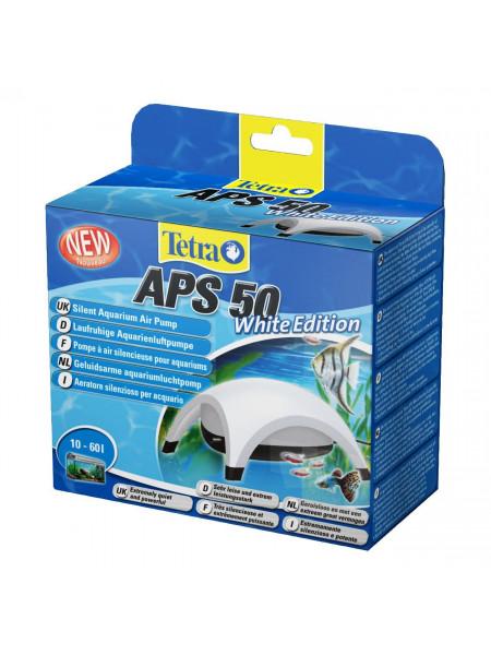 Компрессор Tetra «APS 50 White Edition» для аквариума 10-60 л