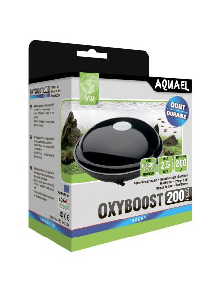 Компрессор Aquael «Oxyboost AP-200 Plus» с двумя выходами для аквариума 150-200 л