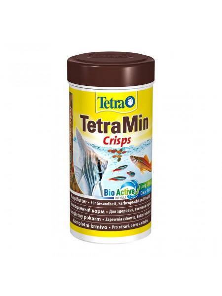 Сухой корм для аквариумных рыб Tetra в чипсах «TetraMin Pro Crisps» 100 мл (для всех аквариумных рыб)