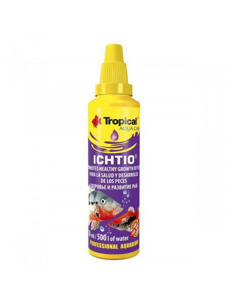 Препарат для лечения рыб Tropical «Ichtio» 50 мл