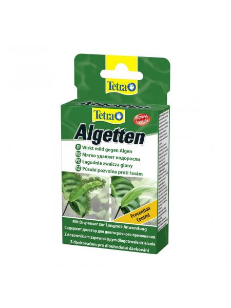 Средство против водорослей Tetra «Algetten» 12 таблеток