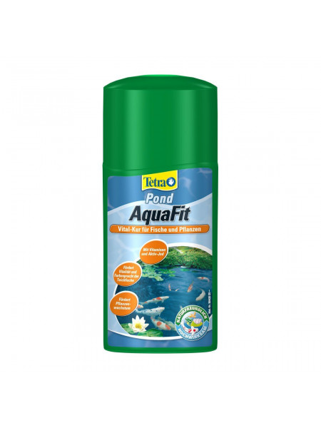 Препарат для улучшения качества воды Tetra Pond «Aqua Fit» 250 мл